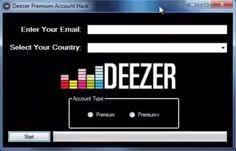 Comment telecharger le Deezer Premium Gratuit 2014 dans francais!