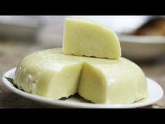 Как приготовить домашний сыр - YouTube