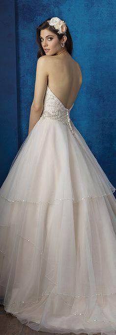 Allure Bridals Fall 2016
