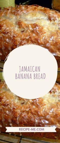 JAMAICAN BANANA BREAD