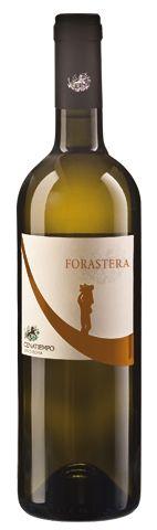 Forastera - Ischia - Cenatiempo #naming #design #vino #packaging