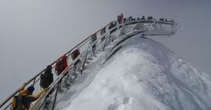 Top of Tyrol | Stubai Glacier in Tyrol, Austria | Aste Weissteiner Architecture