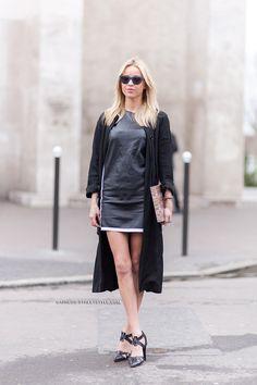Street Chic Fall 2014 | ... -Badendyck-Paris-Fashion-Week-Fall-Winter-2014-2015-Street-Style