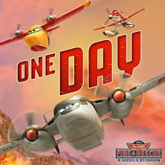 Planes: Fire & Rescue flies into theatres tomorrow! Be the first to see the film this weekend: http://di.sn/rbD