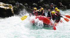 Raftingteam auf der Salza Rafting, Nationalparks, Outdoor, River, Alps, Adventure, Landscape, Nice Asses, Outdoors