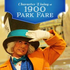 Every time I visit Walt Disney World, I try at least one new place to dine. For my last trip home, I decided one of these restaurants would be 1900 Park Fare. I had heard so many great things and wanted to experience it for myself. I couldn't decide between breakfast and dinner, so …