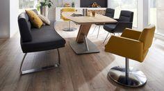 Combinessa - Eckbankgruppe >>Gaval<<: Zeitlos im Design, modern und kompakt