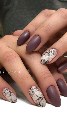 Short Almond Shaped Nails, Short Almond Nails, Short Nails Art, Short Nail Designs, Colorful Nail Designs, Simple Nail Designs, Nail Art Designs, Classy Almond Nails, Almond Shape Nails