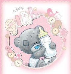 fille a baby girl- tatty teddy