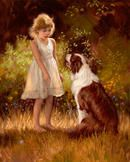 This painting won the 2010 Peoples Choice Award at the Western Rendezvous Of Art Show in Helena, Montana.