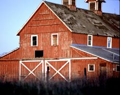 barn in rough condit