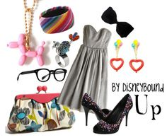 Up- Disneybound OMG guy I just can't! This is am fave!