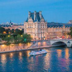 Paris est une Fête! — Paris je t'aime!