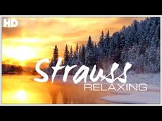 The Best Relaxing Classical Music Ever By Strauss - Relaxation Meditation Focus Reading Piano Music, Art Music, Music Songs, Relaxation Meditation, Meditation Music, What Is Classical Music, Brain Breaks, Youtube, Relaxing Music
