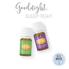 Goodnight Sleep Tight Essential Oil Recipe