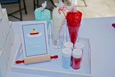 Baking and Cooking Birthday Party Ideas | Photo 1 of 70 | Catch My Party