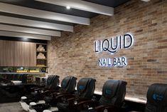 Liquid is a nail bar in Brisbane Nail Salons, Liquid Nails, Nail Bar, Brisbane, Conference Room, Table, Design, Furniture, Home Decor