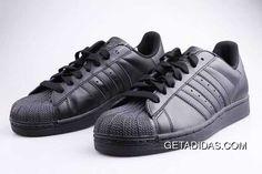 9962a80d59f80 Sneaker Calfskin All Black Comfortable New Release Adidas Superstar  TopDeals, Price: $75.20 - Adidas Shoes,Adidas Nmd,Superstar,Originals