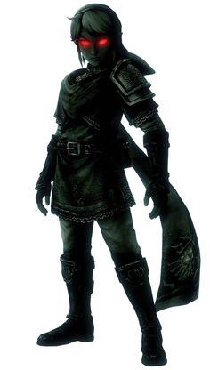 Dark Link - Characters & Art - Hyrule Warriors
