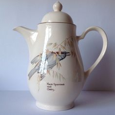 The Country by FadoVintage Irish Language, Noritake, Tea Time, Tea Pots, Ireland, Entertaining, Coffee, Retro, Country