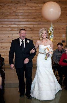 Rustic Missouri Wedding