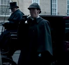 The Ultra-Victorian Trailer for the Sherlock Christmas Special is out now, showing the sleuth in the nineteenth century, complete with deerstalker and pipe.