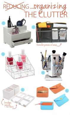 Awesome finds to organize your mess