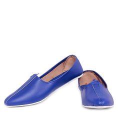 Foot N Style Blue Ethnic Footwear