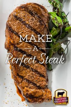 How To Make a Perfect Steak