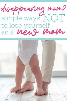 feeling less than yourself after baby?  these simple ideas for rocking the new mama life are practical and helpful.  Feel more like yourself, beat the postpartum blues, discover the new you.