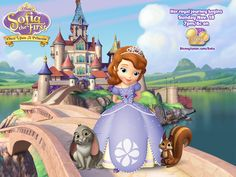 [2015] Sofia The First Full Episode ♥Animation Movies Full Length ♥Anima...
