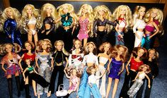 Britney Spears Doll Collection
