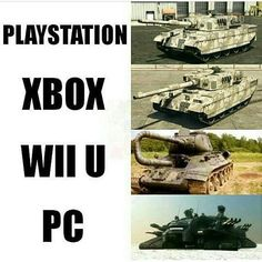 True? Yes, game consoles are for having a good time, not stressing to be attacked or bullied for, ex: Wii U. But, PC games are more competitive, stressful, funnyer, variated. Harder and better to play.