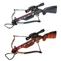 #Survival #Protection - Carbon Fiber Crossbow.  I want one! Hint Hint!