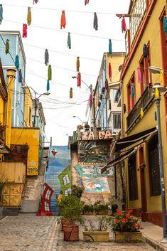 Valparaíso, no Chile: Dicas do que fazer na cidade. Principais passeios, atrações, tour, pontos turístico e lugares para conhecer durante a sua viagem. (Inclui dicas sobre o que fazer em Viña del Mar). #valparaiso #vinadelmar #chile
