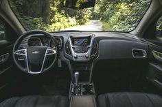 2017 Chevrolet Equinox LT Interior