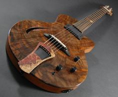 Myka Guitars - Custom Dragonfly #120