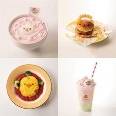 Rilakkuma kawaii meal (^ω^) リラックマごゆるりブログ