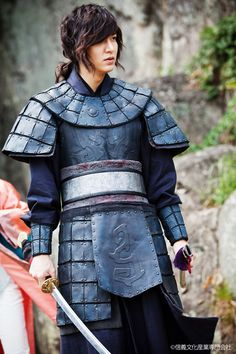 Lee min ho as General Young, kdrama Faith