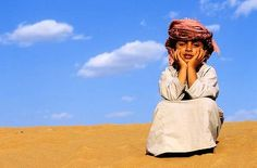 Sand meets sea ... Oman is a family friendly destination.