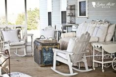 Country French farmhouse style home tour - Debbiedoo's