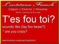 Louisiana French