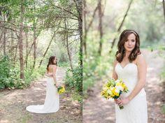 Edmonton wedding photography bride portraits