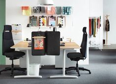 BUSINESS Brochure 2015. New Ikea Bekant desk that goes from sitting to standing. MUST HAVE