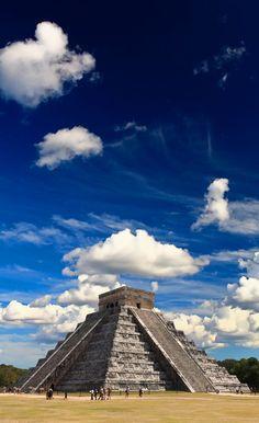 El Templo de Kukulcán - Mexico