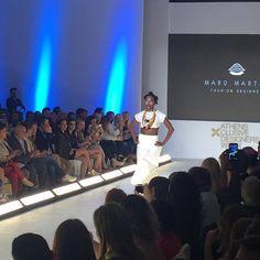 aretha arden atelier haute couture: Η aretha arden δημιούργησε τήν συλλογή τής MARΩ ΜΑ...