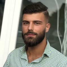 Long Hairstyles For Men Are Quite Sexy Mens Hairstyles 2018, Haircuts For Men, Great Beards, Awesome Beards, Beard No Mustache, Moustache, Hairy Men, Bearded Men, Hair And Beard Styles
