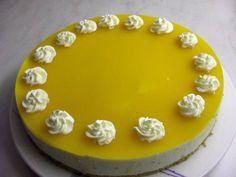 Mango-tuorejuustokakku - Kotikokki.net - reseptit Mango, Birthday Cake, Desserts, Food, Brick, Cakes, Kite, Manga, Tailgate Desserts