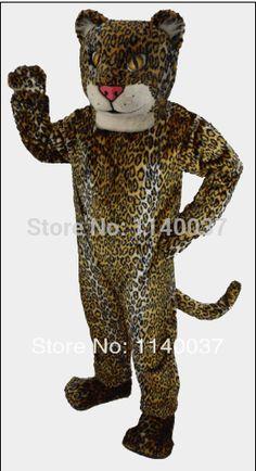>> Click to Buy << mascot Jaguar Mascot Costume cougar leopard custom fancy costume anime cosplay mascotte theme fancydress carnival costume #Affiliate