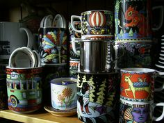 Swiss Bopla! cups and mugs (photo AN)